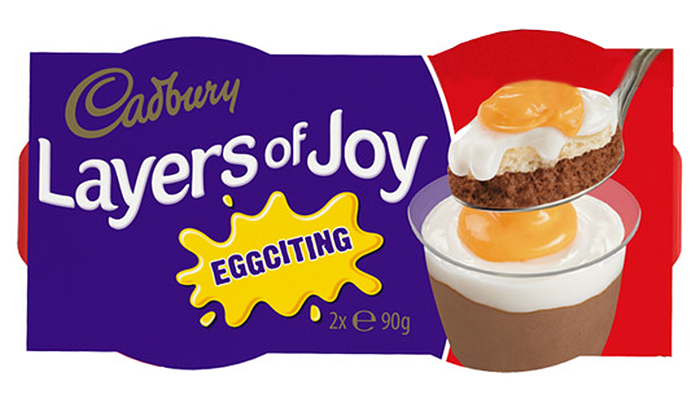layers of joy eggciting