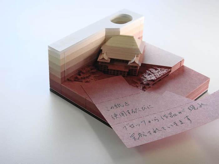 memo pad paper used for reminders