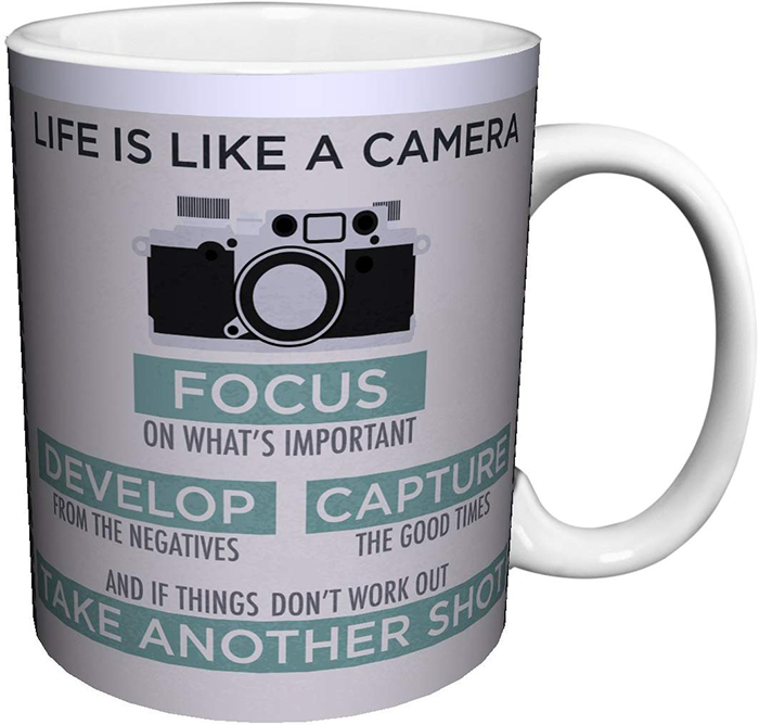 motivational ceramic for photographers