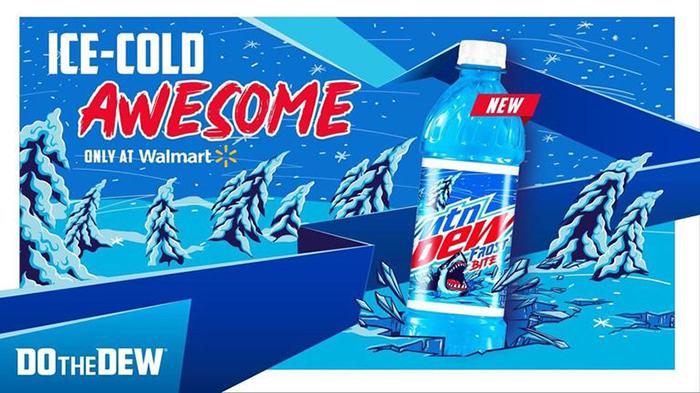 mountain dew frostbite concept art