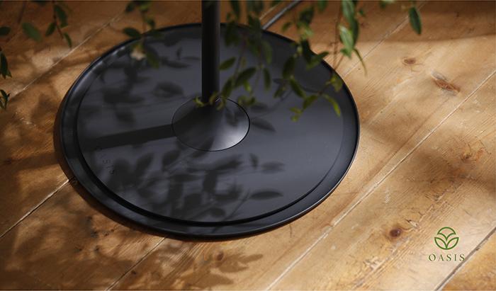 Oasis Glass Table base