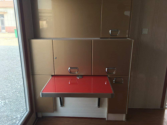 pull-up table