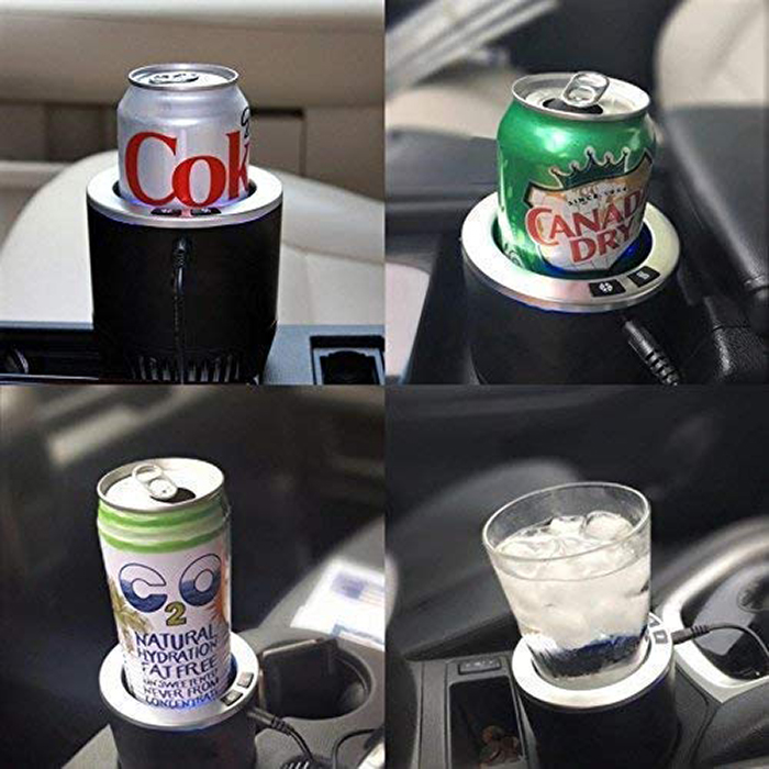 refreshment suggestions for the cup holder