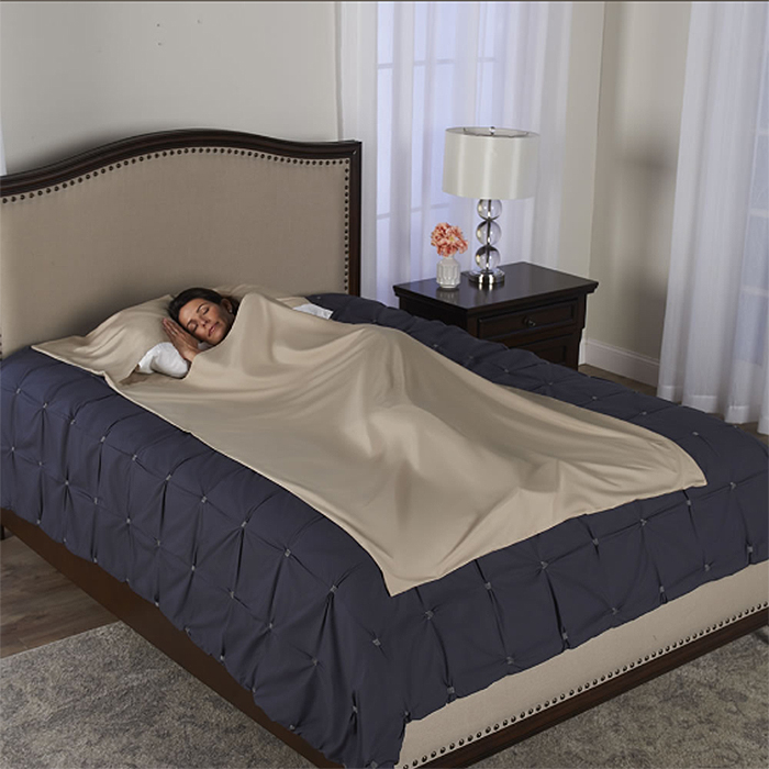 self-sanitizing sleep sack