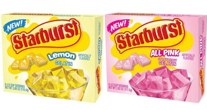 starburst gelatin