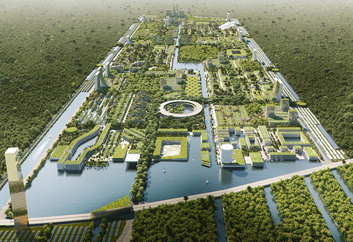 stefano boeri smart forest city concept