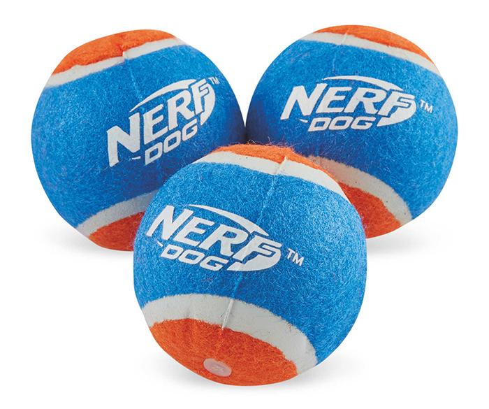 tennis balls game of fetch