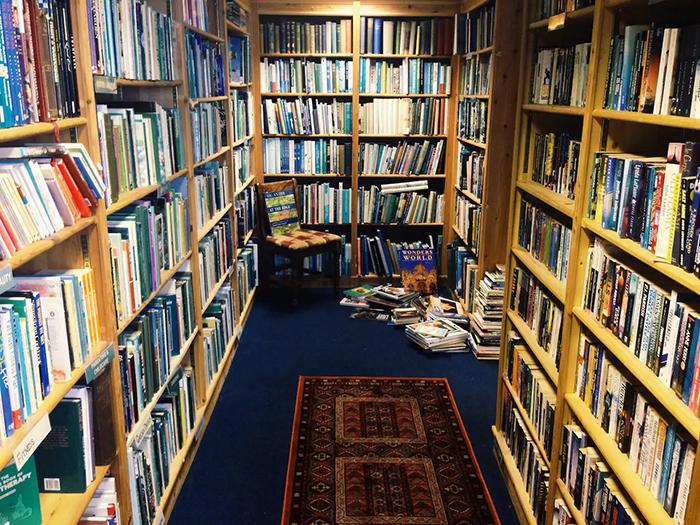 the open book bookshop