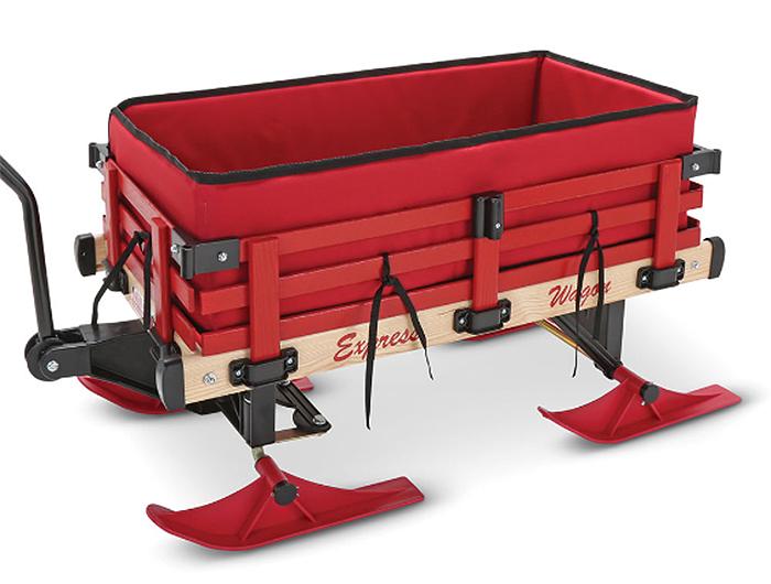wagon sleigh padded lining
