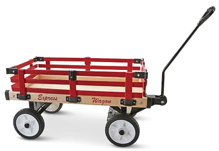 wagon sleigh