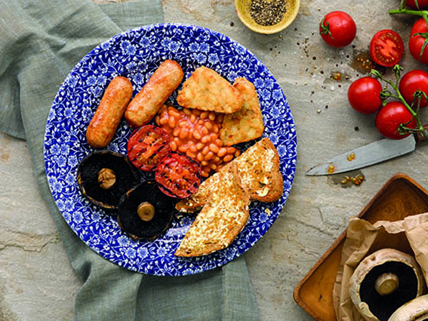 wetherspoon build-your-own breakfast platter
