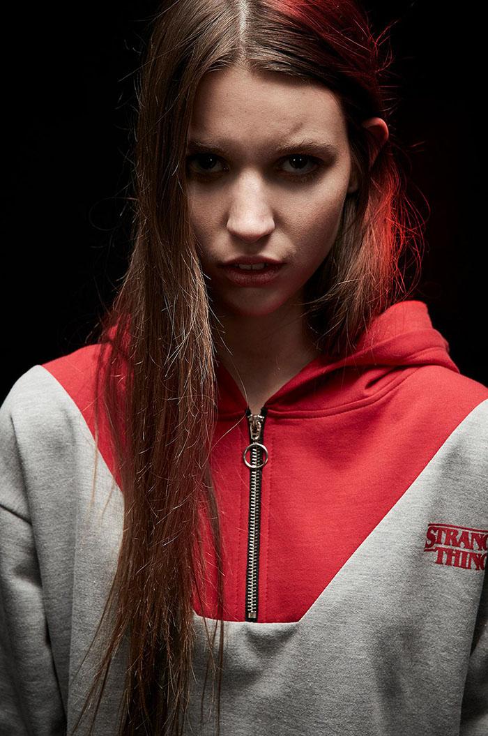 stranger things women's hoodie