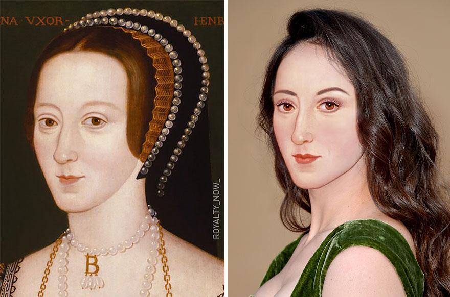 Becca Saladin Anne Boleyn