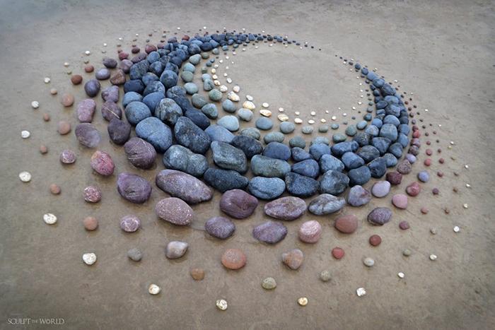 Astral Moon Stone Art by Jon Foreman