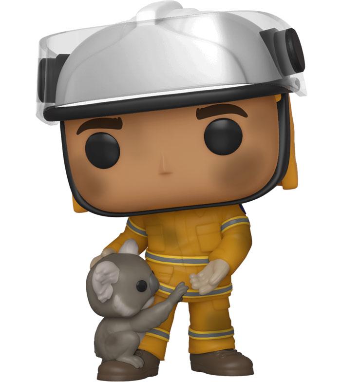 Bushfire Heroes Special Edition Funko Pop Figure