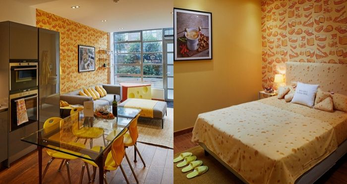 Cheese-themed Hotel
