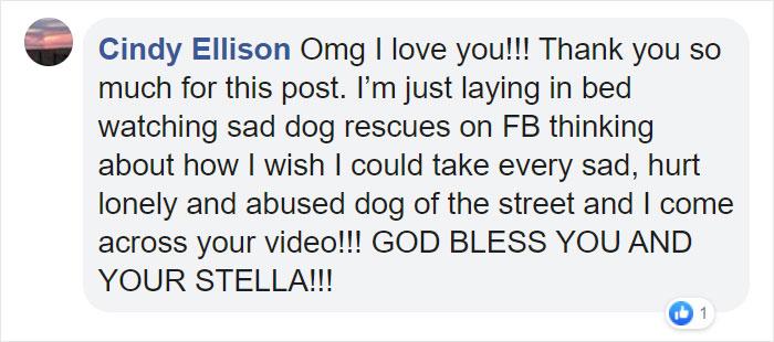 Cindy Ellison Facebook Comment About Austin Conway