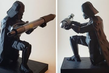 Darth Vader Pen holder