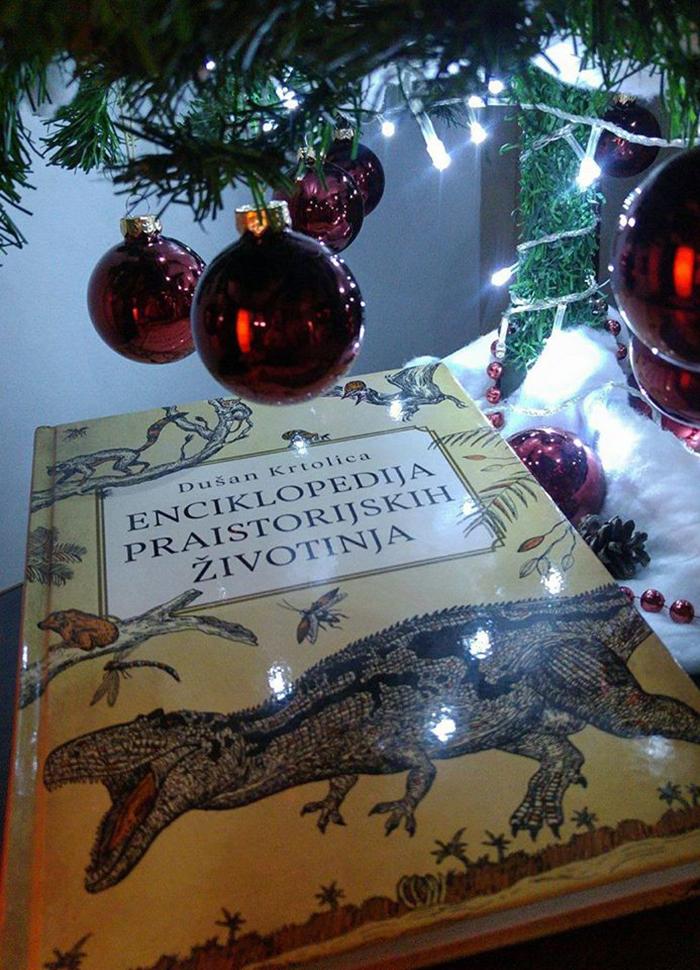 Dusan's Encyclopedia of Prehistoric Animals