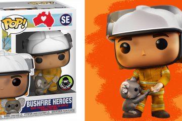 Funko pop bushfire heroes