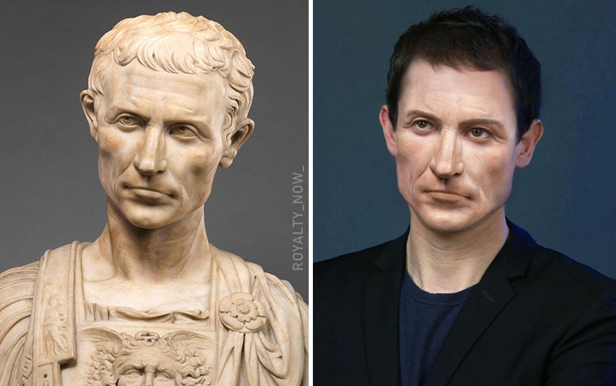 Becca Saladin Julius Caesar