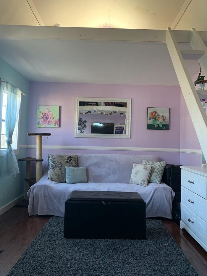 Lennox Brinks Tiny House Interior