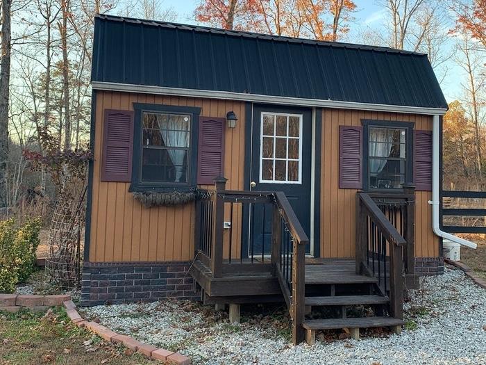 Lennox Brinks Tiny House