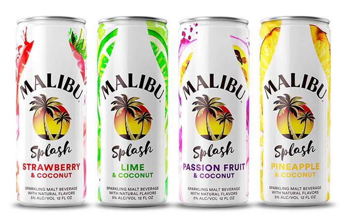 Malibu Splash in Can