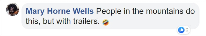 Mary Horne Wells Facebook Comment