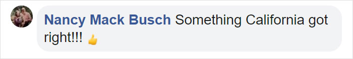 Nancy Mack Busch Facebook Comment