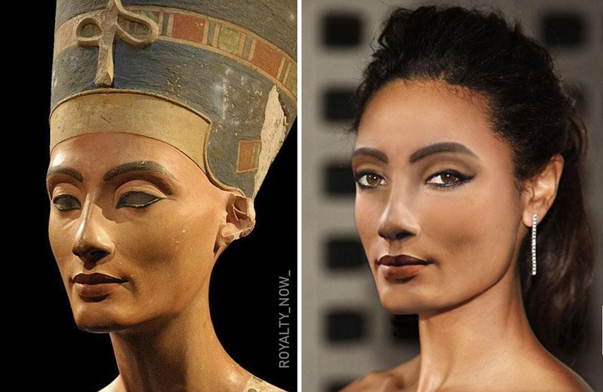 Becca Saladin Nefertiti