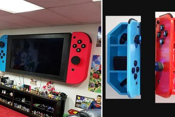 Nintendo Switch TV Cabinets