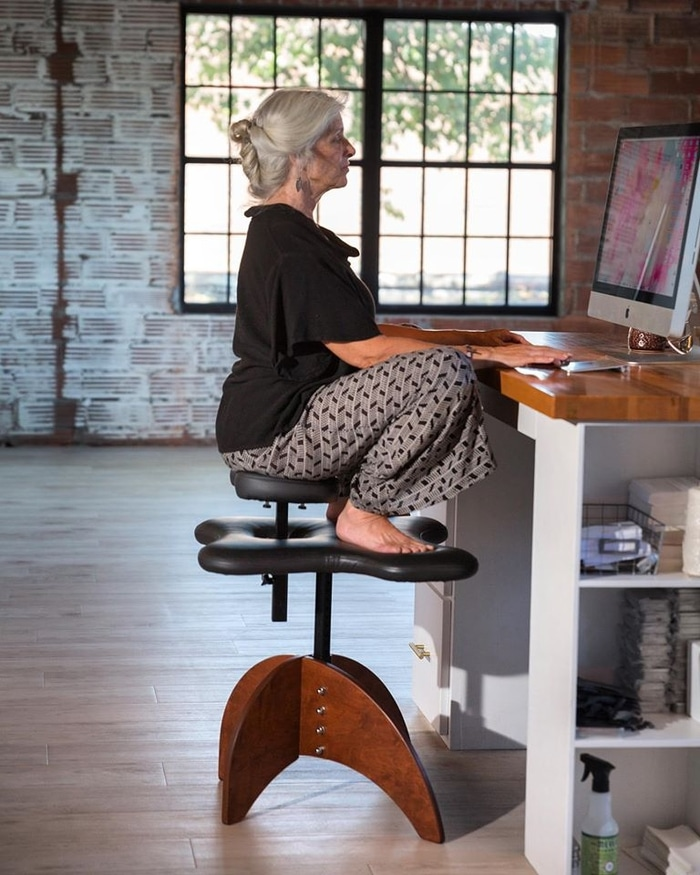 Office Chair for Ergonomic Sitting Positions