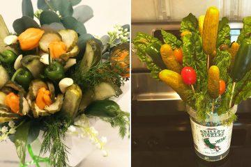 Pickle Bouquet