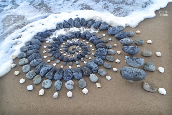 Sculpt The World Gyri Radii Stone Art