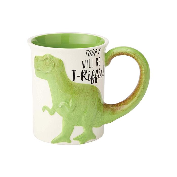 Today Will Be T-Riffic Mug