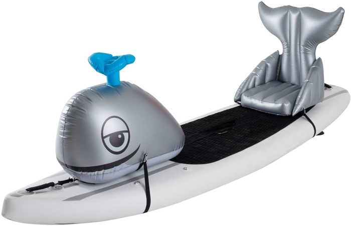Whale Stand Up Float