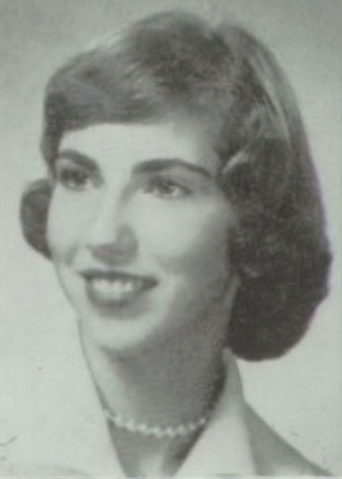 Young Patti Rumfola