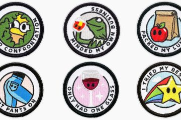 adult Merit Badges