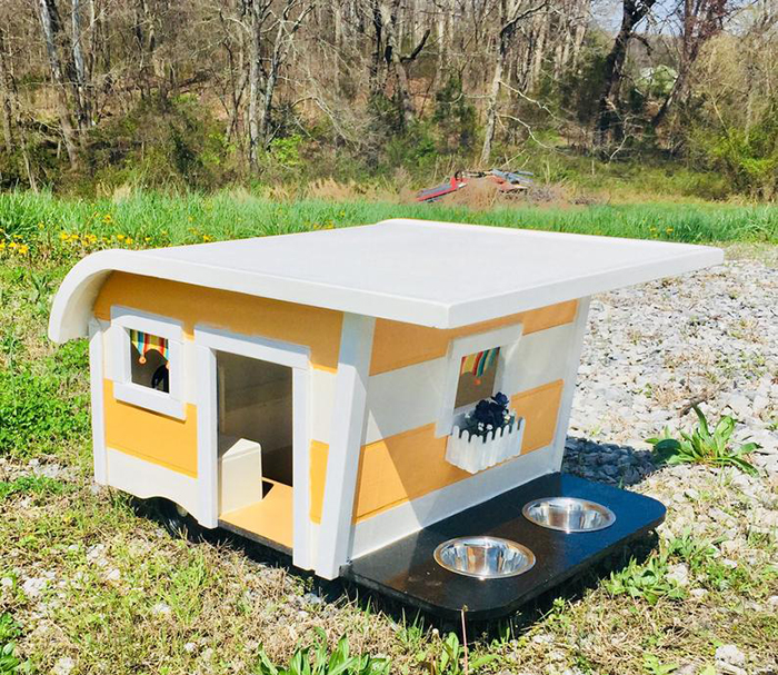 canine camper small
