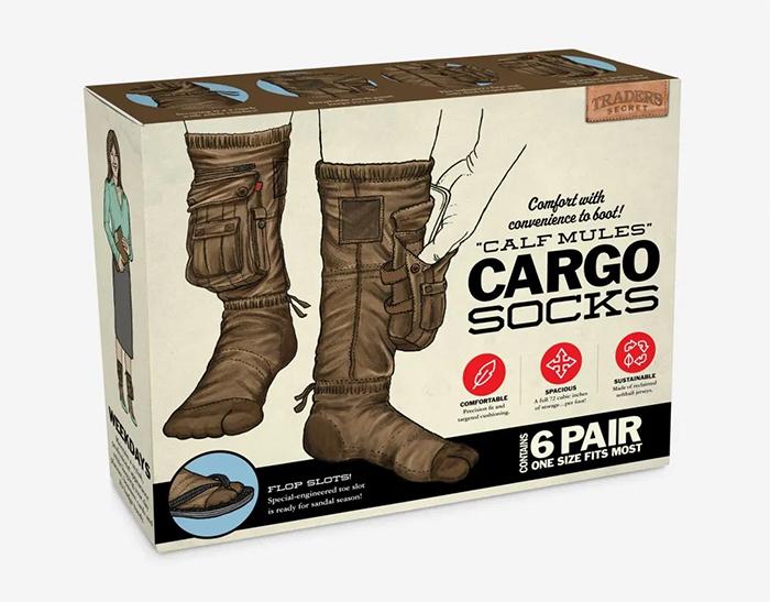 cargo socks