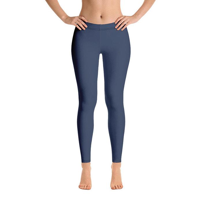 corgi butt leggings front side