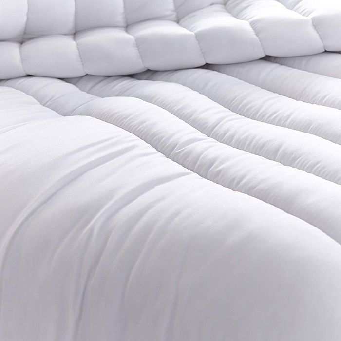cover material of silentnight comforter