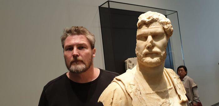 doppelgangers emperor hadrian