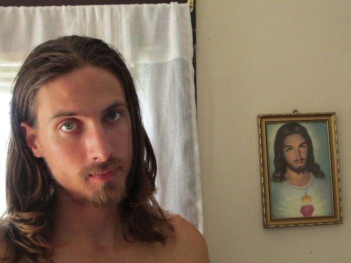 doppelgangers jesus christ lookalike