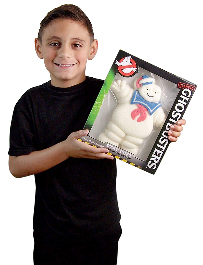 ghostbusters stay puft marshmallow box