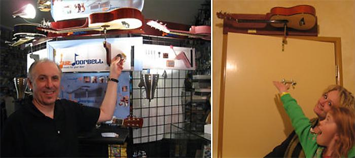 guitar doorbell guitdoorbell