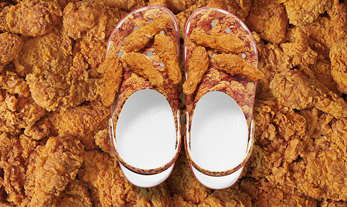 KFC And Crocs Have Collaborated To Bring Us Fried-Chicken ...