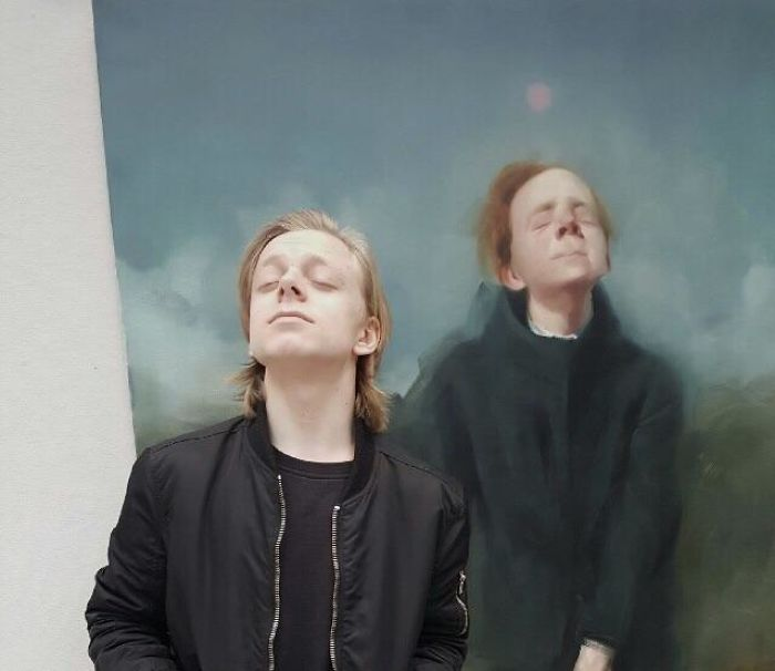 lookalikes unexpected out of the painting