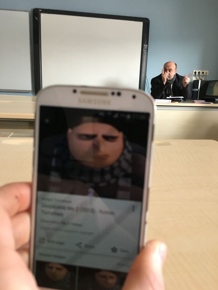 lookalikes unexpected places real life gru